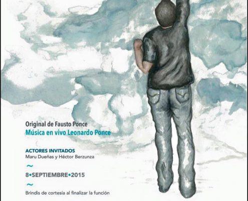 Cartel- Al amanecer- Fausto Ponce